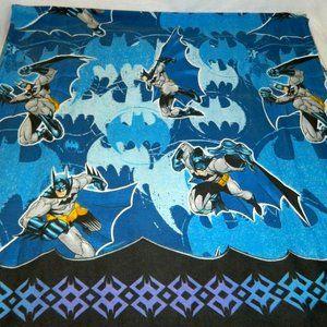 DC Comics Batman Twin Flat Bed Sheet